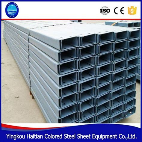 steel c section prices wholesale section steel c purlin price roof cladding