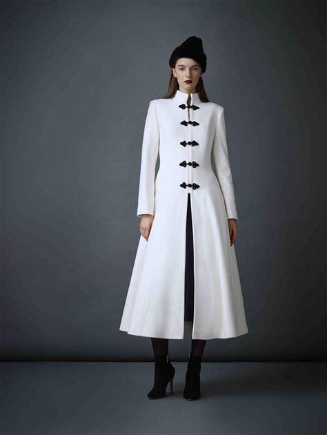 long winter coats  women fancy coats  women long