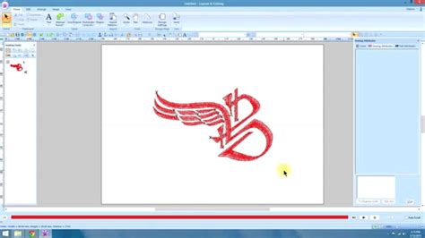 Drawings 8 Embroidery Software by 1 Pe Design 10 Advanced Digitizing Pathing