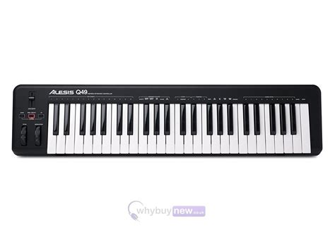 Keyboard Midi Usb q49 49 key usb midi keyboard controller
