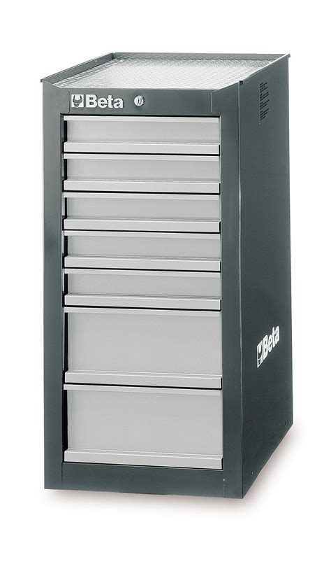 tool chest side cabinet beta tools c38l 7 drawer side cabinet tool box tools today