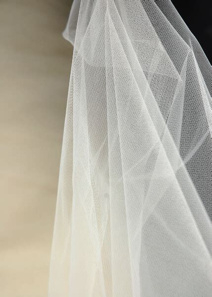 Tulle - Bridal Illusion - Glimmer Tulle- Fine Tulle