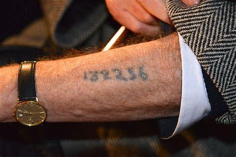 holocaust tattoo cartoon stemple z obozu zagłady historia org pl historia