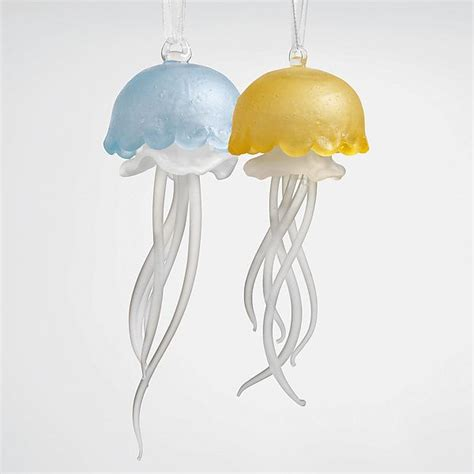 mercury ornament jellyfish 213 best ornaments seaside images on deco decor and