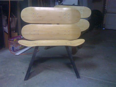 how to make a skateboard bench skateboard bench front rosewood