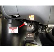 Toyota Tacoma Brake Controller Installation
