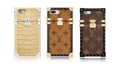 louis vuitton quot eye trunk quot iphone 7 cases will make your wallet cry slashgear
