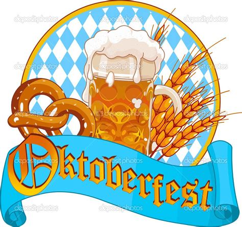 oktoberfest clipart oktoberfest celebration design stock vector