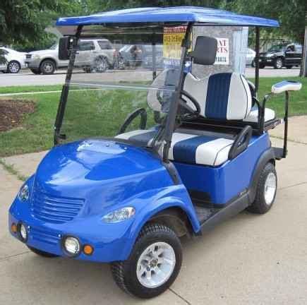 used 2013 gcw pt cruiser custom ezgo golf cart atvs for