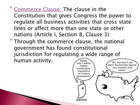 article 1 section 8 clause 3 of the us constitution us constitution article 1 section 8 clause 18 28 images