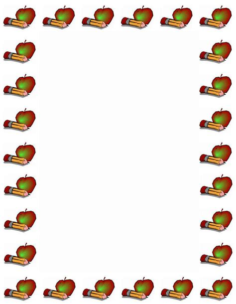 Educational Backgrounds Clipart Best by Educational Borders Clipart Best