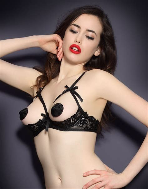 sarah stephens models agent provocateur s new collection sarah stephens agent provocateur lingerie collection