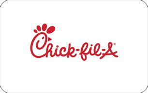 Chick Fil A Electronic Gift Card - gift cards specialty restaurant more publix super markets