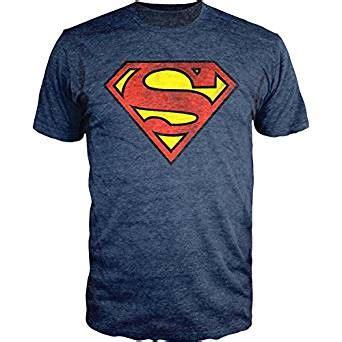 Tshirt Superman Logo Hitam dc comics superman logo navy t shirt