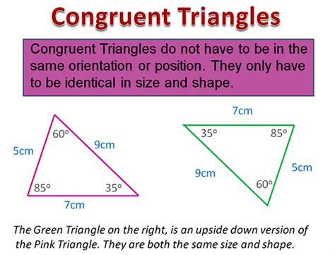 how do you indicate congruent angles in a diagram congruent triangles passy s world of mathematics