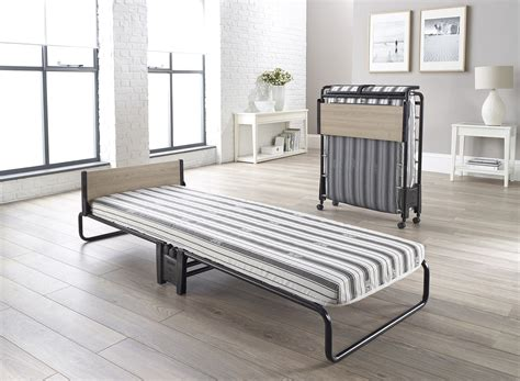 Folding Bed by Be Revolution Folding Bed With Airflow Fibre Mattress