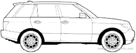 range rover sport drawing how to draw rangerover sport