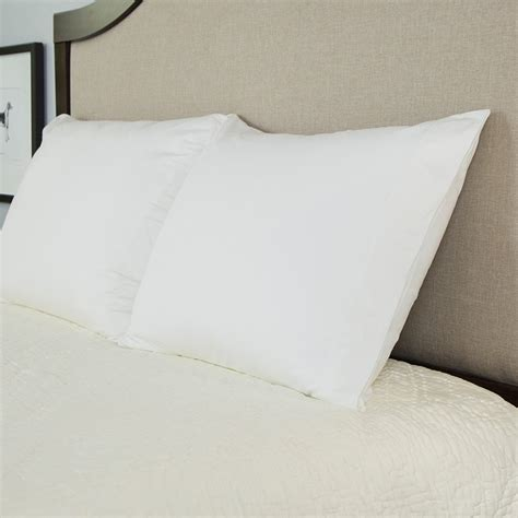 Tencel Pillow Protector by Protect A Bed Luxury Tencel Lyocell Waterproof Pillow Cover Protect A Bed