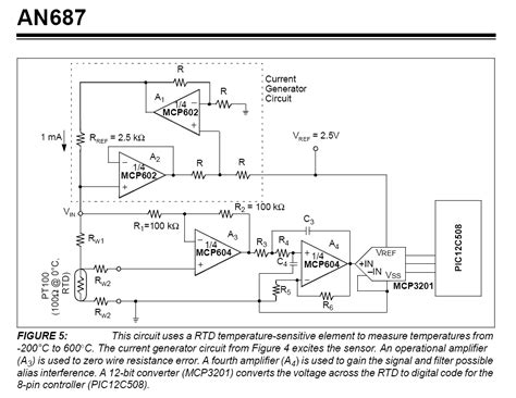 pt100 temperature sensor circuit diagram pt100 temperature sensor circuit diagram efcaviation