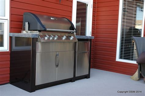 Bbq Cabinets by Barbecue Cabinet Dsw Manufacturing Inc Dsw