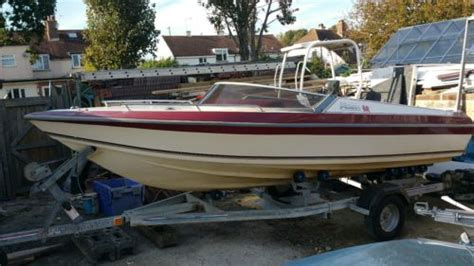 picton boats project boat picton speedboat with 17 roller trailer