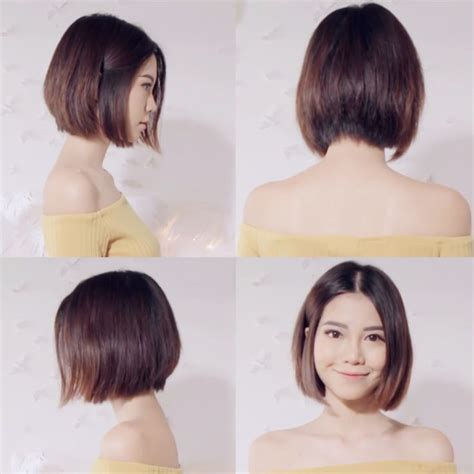 korean teenager short hairstyles best 20 asian bob ideas on pinterest blunt bob cuts