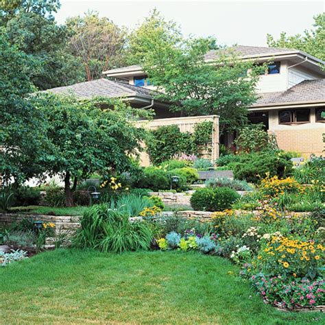 Gartengestaltung Am Hang