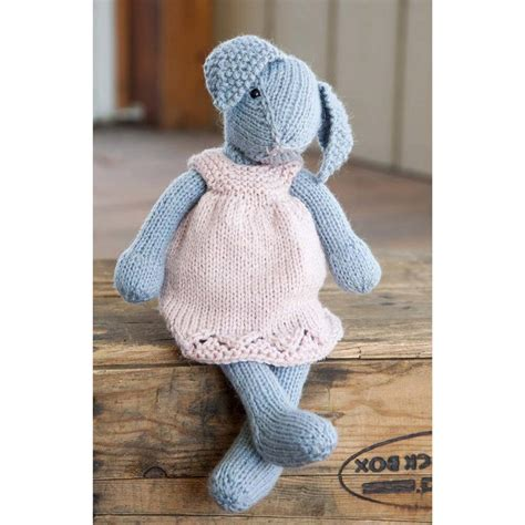 free knitting patterns for bunny rabbits lizzie rabbit free knitting pattern knitting bee