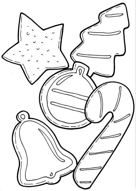Cookies Coloring Page Coloring Home Cookies Coloring Pages