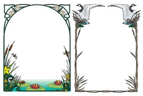 gambar love format cdr border animals free download format cdr berbagi ilmu