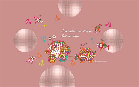 desktop wallpaper quirky fish roll on wheels quirky patchwork wallpapers 4
