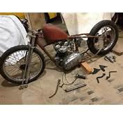 Triumph Chopper Bobber Parts Project T120R Basket Case US $100000