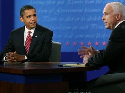 barack obama john mccain biography presidential debate finally gets heated washington