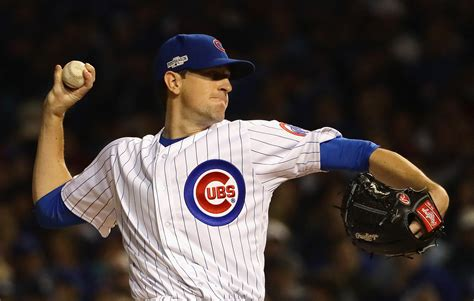 kyle hendricks pitching line game 6 stats heavy com