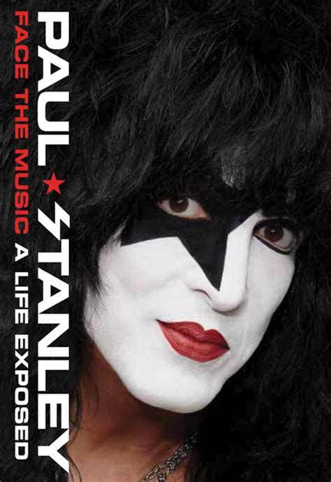 kiss biography book face the music paul stanley