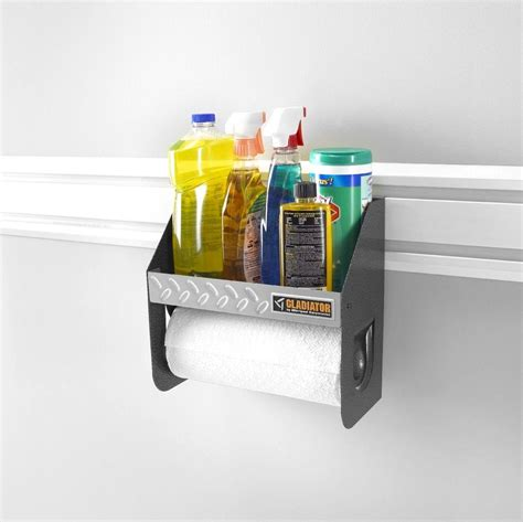 Garage Caddy by Garage Caddy Wall Mount Clean Up Paper Roll Holder