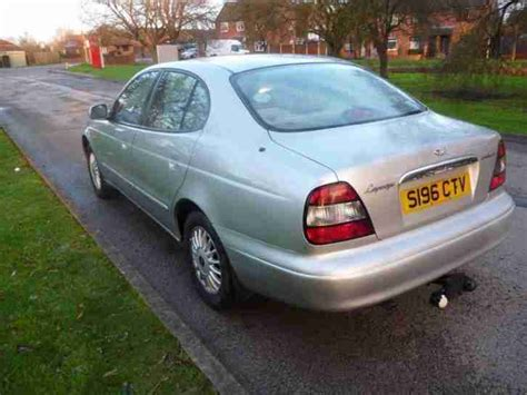 Daewoo Leganza 1998 Daewoo 1998 Leganza Sx Mot History Only 55k Car