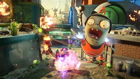 Plants Vs Zombies 2 Garden Warfare by There S A Decent Somewhere In Plants Vs Zombies