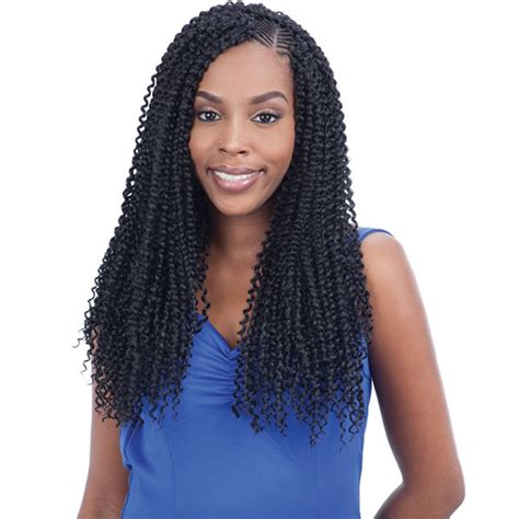 Weave Hairstyles Braids by Freetress Braids Bohemian Braid Braided Weave
