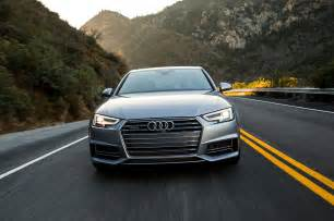 Audi As4 2017 Audi A4 Reviews And Rating Motor Trend