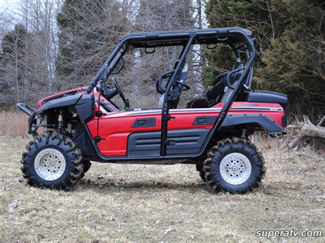 Kawasaki Teryx 4 Lift Kit by 2 3 Inch Lift Kit For The Kawasaki Teryx By Atv