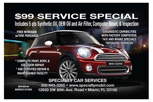 car service deals wanganui