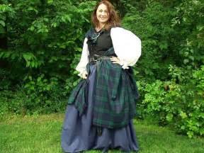 morrigan highland scottish arisaidh costume ideas