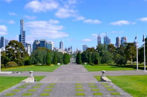 City View Picture Of Royal Botanic Gardens Melbourne Hotels Near Royal Botanic Gardens Melbourne