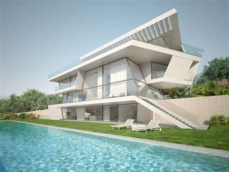 rendering casa render y arquitectura 3d renders exterior de casa
