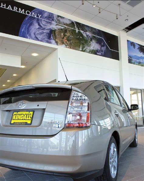 Kendall Toyota Eugene Oregon Image Kendall Toyota Eugene Or Leed Platinum