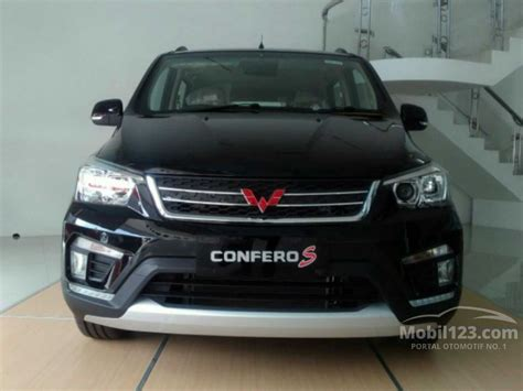 New Bantal Mobil Wuling Confero S jual mobil wuling confero s 2017 1 5 di dki jakarta manual mpv minivans hitam rp 150 900 000
