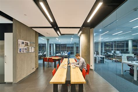 buro office burohappold unveils its new healthy office in warsaw