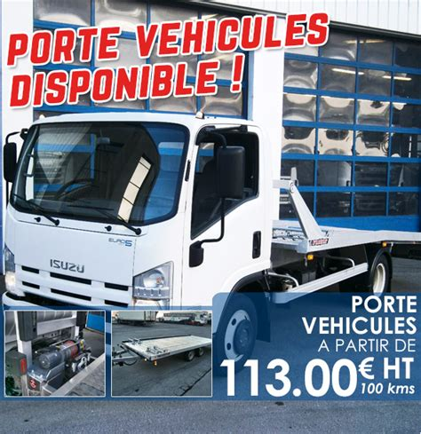 Location Camion Plateau Porte Voiture Ada by Location Porte Voiture Gratuite Courroie De Transport