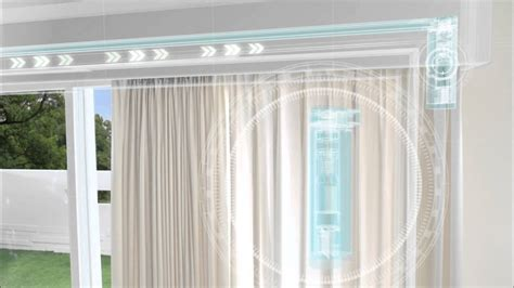 automated curtains dooya motorized curtain doovi